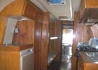 Sierra Trailer Restoration Tradewind Airstream Trailer